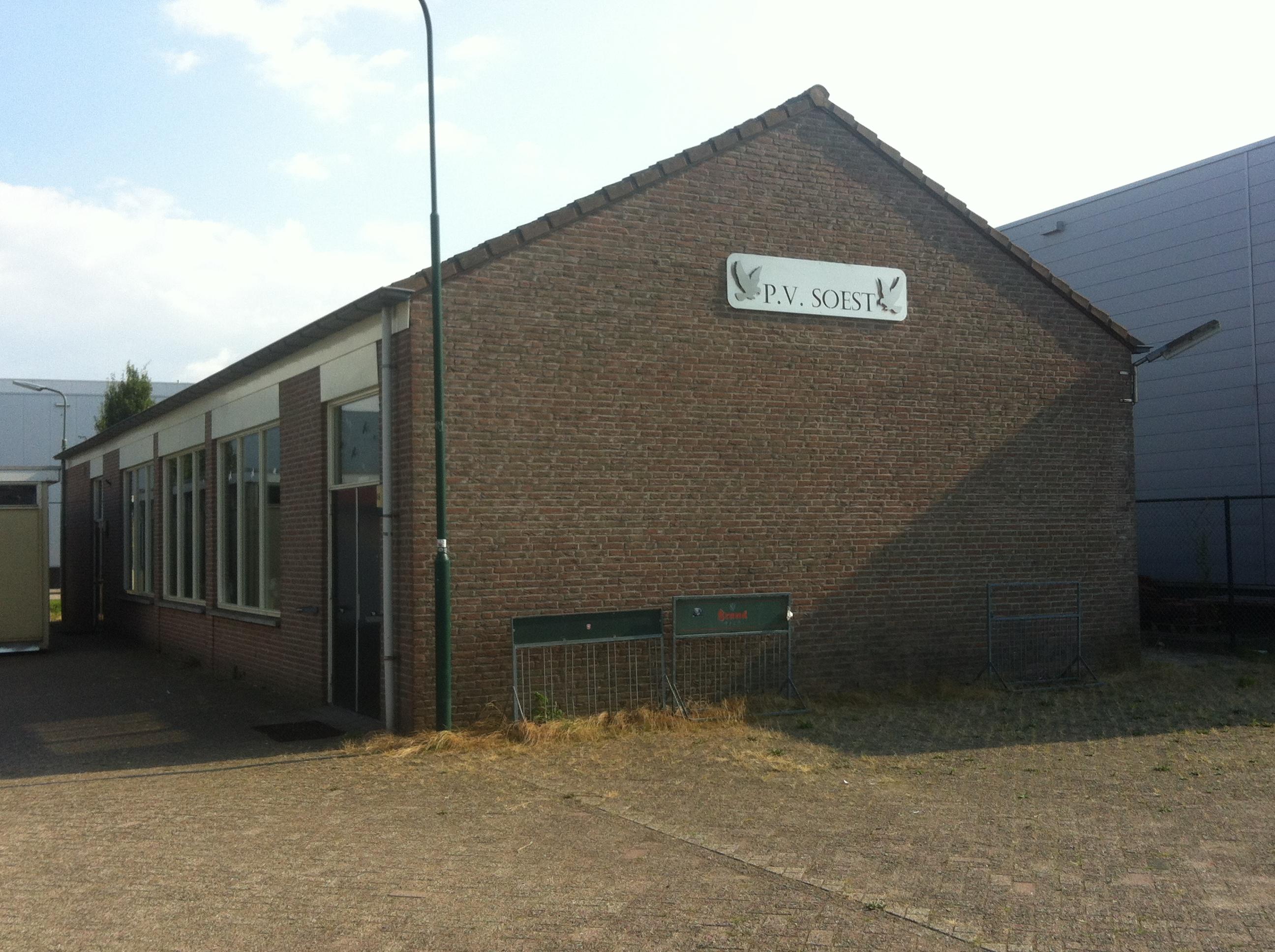 Clubgebouw | P V  Soest